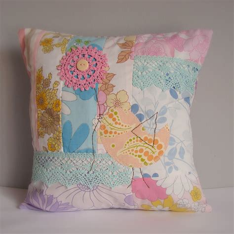 Patchwork Cushions - vintage patchwork cushions images