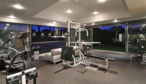 with a home there s no excuse to miss a workout