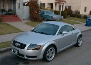 2001 Audi Tt Coupe 2001 Audi Tt 225 Coupe Quattro Lake Silver