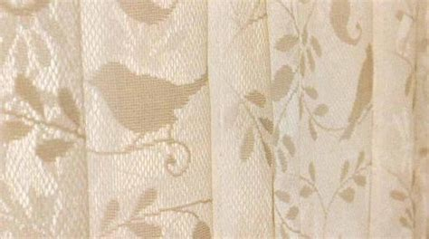 Bird Lace Curtains Bird Lace Curtains Bird Song Lace Swatch Country Curtains 174 Pin By Sheryl Leis On