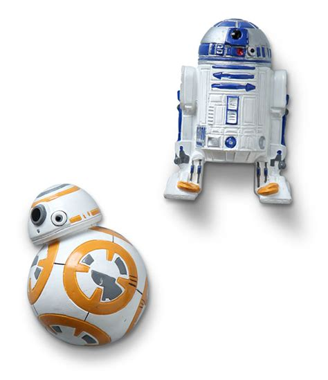Star Wars Droids Magnet Set   ThinkGeek