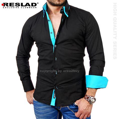 Kemeja Pria Branded Polo Club Original Slim Fit Mre010 reslad alabama herren kontrast doppelkragen club hemd