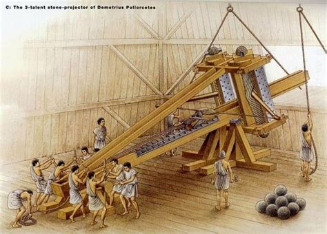 siege eram what are the tactical advantages of a trebuchet a