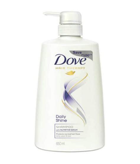 Shoo Dove Daily Shine dove daily shine therapy shoo 650ml buy dove daily shine therapy shoo 650ml at best