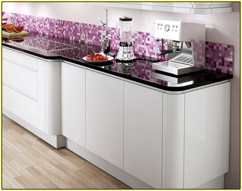 purple kitchen backsplash purple glass tiles for backsplash home design ideas