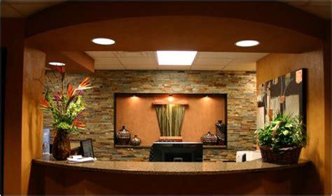 Front Desk Designs For Office Atlanta Dental Spa Has Taken Dental Office Interior Design And Turned It Into True