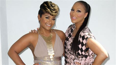 Tamar Braxton And April Daniels Feud Newhairstylesformen2014 Com | tamar braxton and april daniels feud