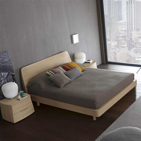 letto legno letto impiallacciato in vero legno byron arredaclick