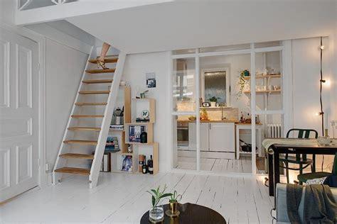 gia home design studio deco de monoambientes estilo n 243 rdico y entrepiso para la cama
