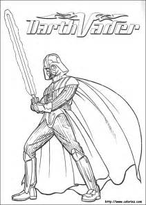 Du Chevalier Jedi Anakin Skywalker Obi Wan Coloring Pages sketch template