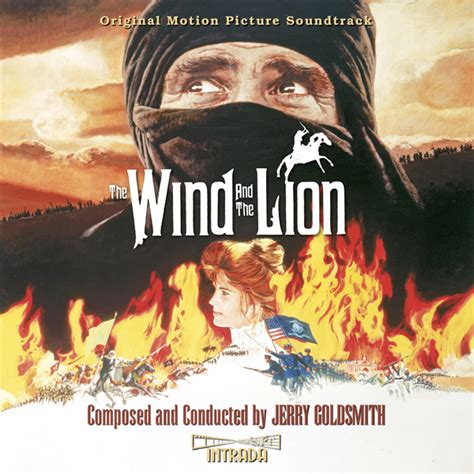 film the lion and the wind wind and the lion 2 cd set