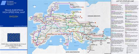 united states rail map united states of europe high speed rail map worldbuilding