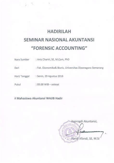 skripsi nasional akuntansi seminar nasional akuntansi forensic accounting sekolah