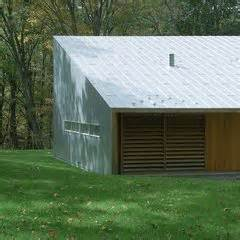 modern garage and shed by incorporated general roofing
