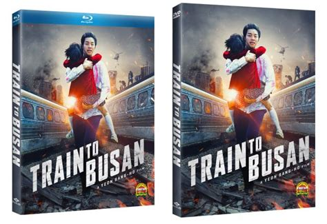 Blu Ray Giveaway - ask k pop quot train to busan quot blu ray giveaway