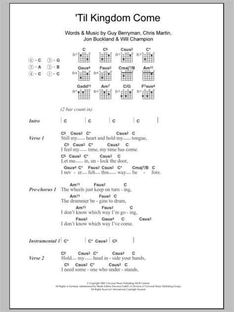 kingdom come pb the til kingdom come sheet music direct