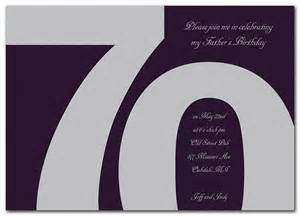 70 Birthday Invitation Template 15 70th birthday invitations design and theme ideas birthday invitations templates