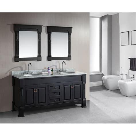 design element marcos  double sink vanity set