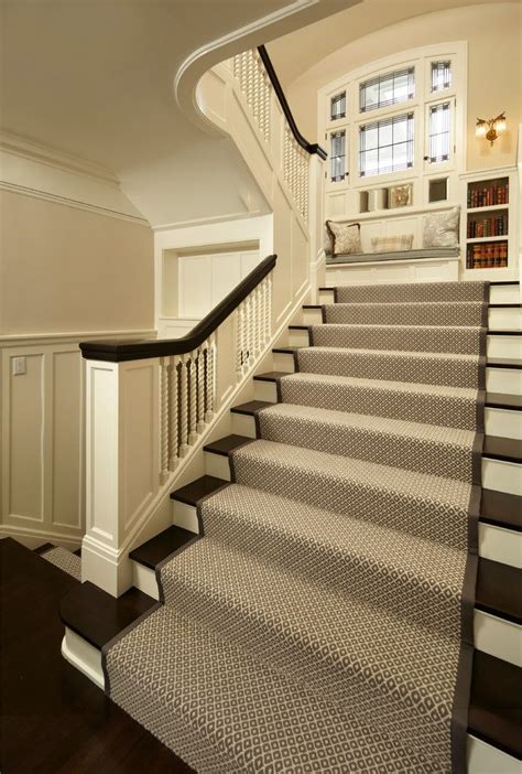 stair decor 25 best ideas about carpet stair runners on pinterest