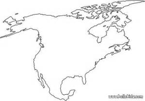 geography map of america coloring pages