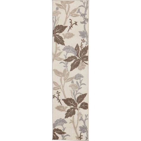 home decorators collection imperial ivory 3 ft x 5 ft home decorators collection blooming flowers ivory 2 ft x