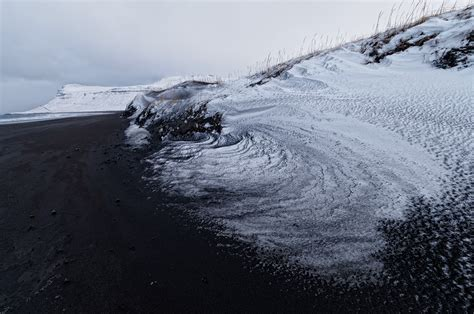 black sand beach iceland black sand beach photo graphics