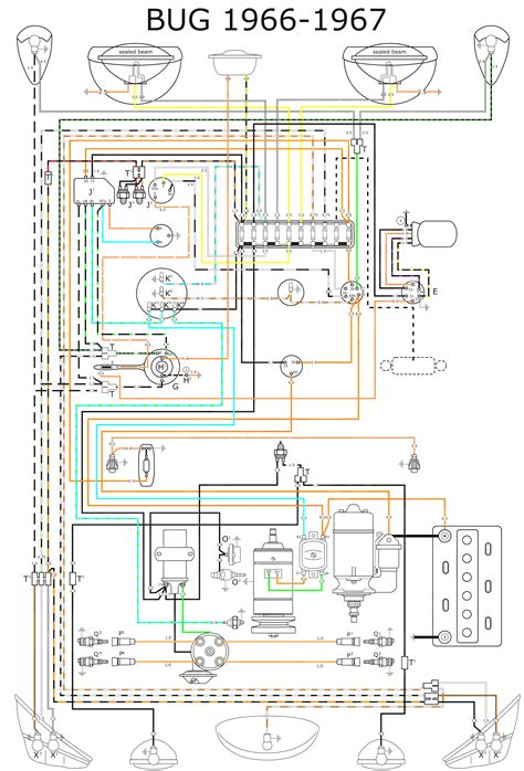 76 1957 bug wiring diagram wiring diagram website