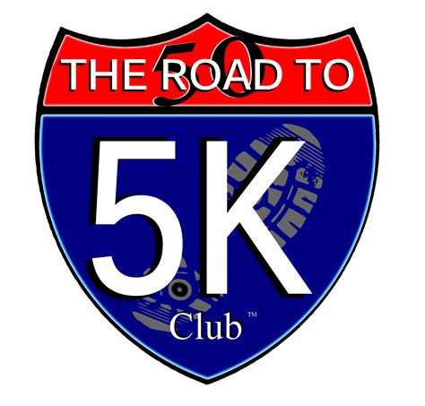 To 5k 50 by 5k Club The Road To 50