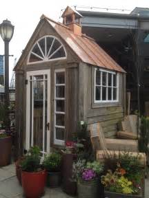 Small Shed Windows Ideas Sweet Garden Shed Inspiration Collage The Inspired Room