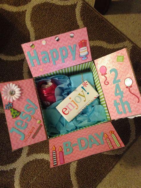Best Friend  Ee  Birthday Ee    Ee  Box Ee   De E The Inside Of The  Ee  Box Ee