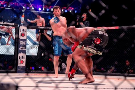 Rage Vs Chael Sonnen Rage Vs Sonnen Gave Bellator A Strong Start On Paramount Network Mmaweekly