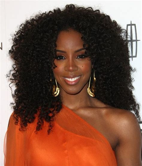 curly hairstyles kelly rowland kelly rowland curly hair maybe pinterest