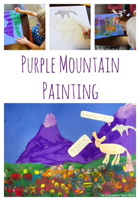 mountain crafts for 17 best images about purple mountains majesty on