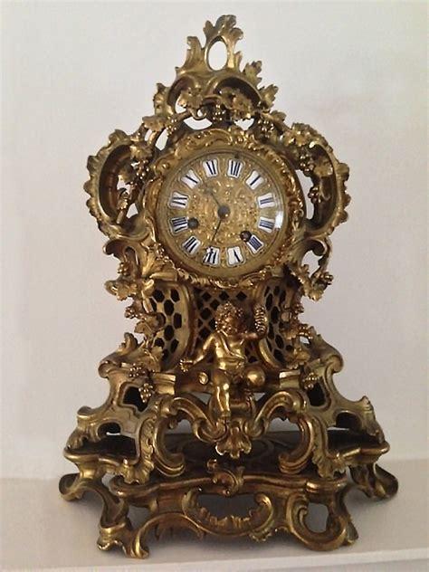 part of an old clock now a piece of art hmm vintage antique french mantel clock schweitzerlinen