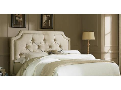liberty furniture tufted upholstered headboard