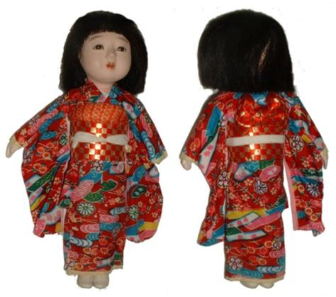 japanese dolls 11 inch japanese doll the 11 inch doll depicts a