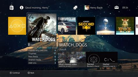 themes ps4 dynamic dynamic themes coming to new ps4 update