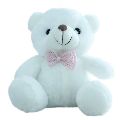 a gift that is soft stuffed light plush lovely teddy soft doll baby gift ebay