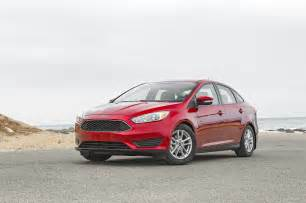 Ford Focus 2016 Ford Focus Reviews And Rating Motor Trend