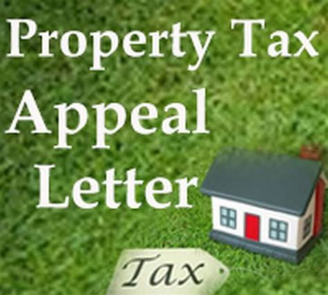 Property Tax Appeal Letter by Property Tax Appeal Images