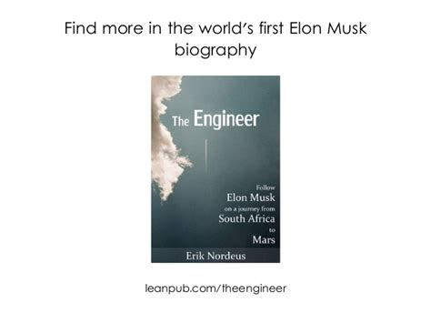 elon musk biography ppt 10 unknown facts about elon musk