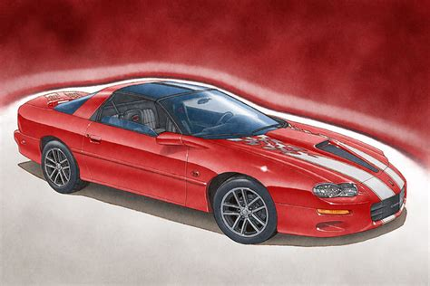 camaro ss years gt gt 2002 camaro ss 35th years automotive by lemireart