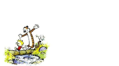 calvin and hobbes background comics calvin and hobbes white background wallpapers hd