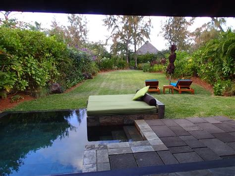 The Four Seasons Mauritius At Anahita The Grounds Garden Backyard Plunge Pool
