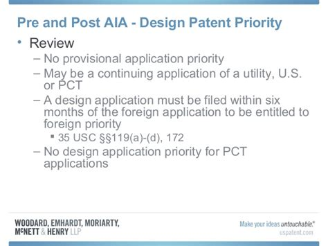Design Application Priority To Provisional | october 2013 prosecution practice group luncheon