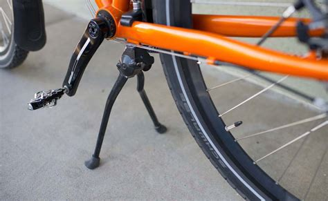 Kick Stand all about the best kickstands for bicycle touring