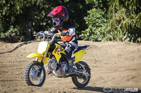 Suzuki 70 Dirt Bike 2016 Suzuki Dr Z70 Review Gearopen