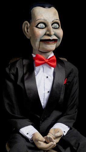 haunted doll billy details about dead silence billy prop horror puppet