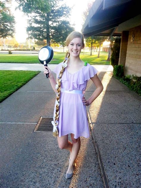 diy rapunzel tangled costume for adults diy modern day rapunzel costume purple dress from