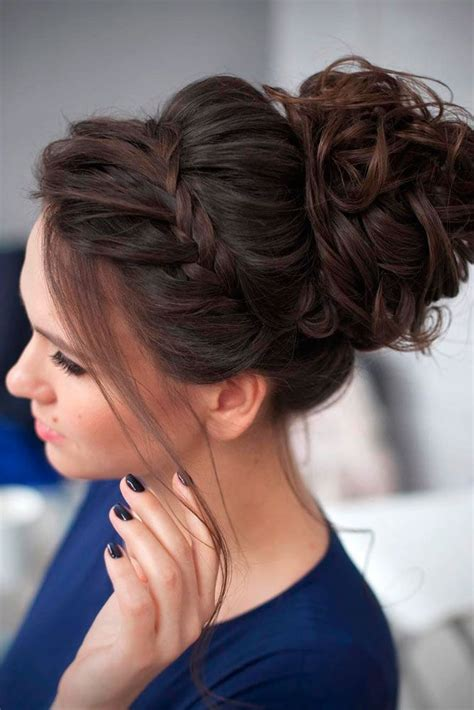 Fashion Forward Hair Up Do | 25 best ideas about updo hairstyle on pinterest wedding